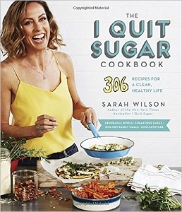 5 Top Selling Cook Books By Sarah Wilson  - I Quit Sugar......